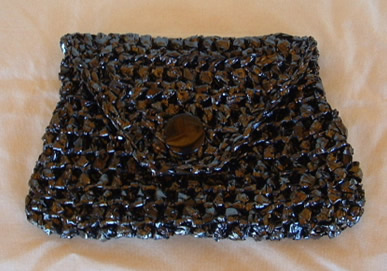Vcr Video Tape Crafts My Recycled Bags Com