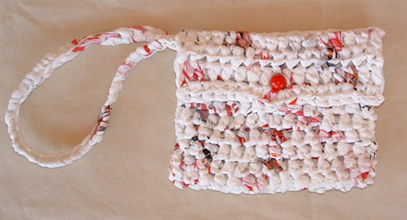 Crochet Wristlet Purse Pattern : Thread: Free Wristlet Purse Bag Pattern