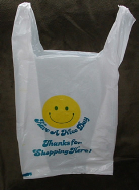 Plastic Bag to Recycle