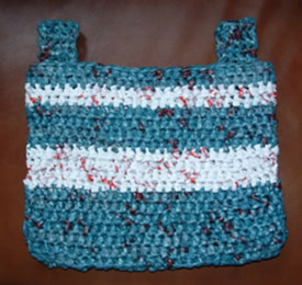 NezumiWorld Blog: Recycled Plastic Bag Crochet Patterns