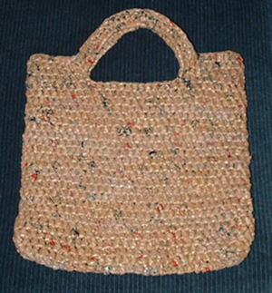 Crocheting With Plastic Bags : December 2007 My Recycled Bags.com