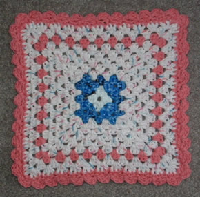 Motif Dishcloth
