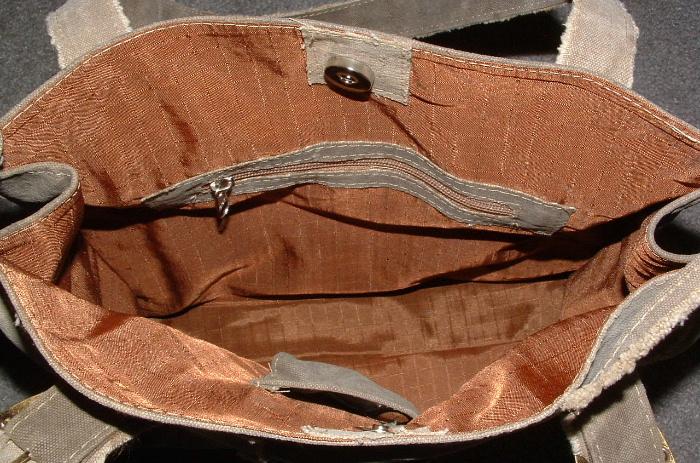 Brazil Bag Insides