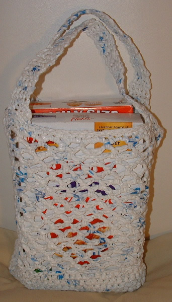 Crochet Net Bag Pattern Free : Crochet Net Bag Pattern Free Patterns For Crochet
