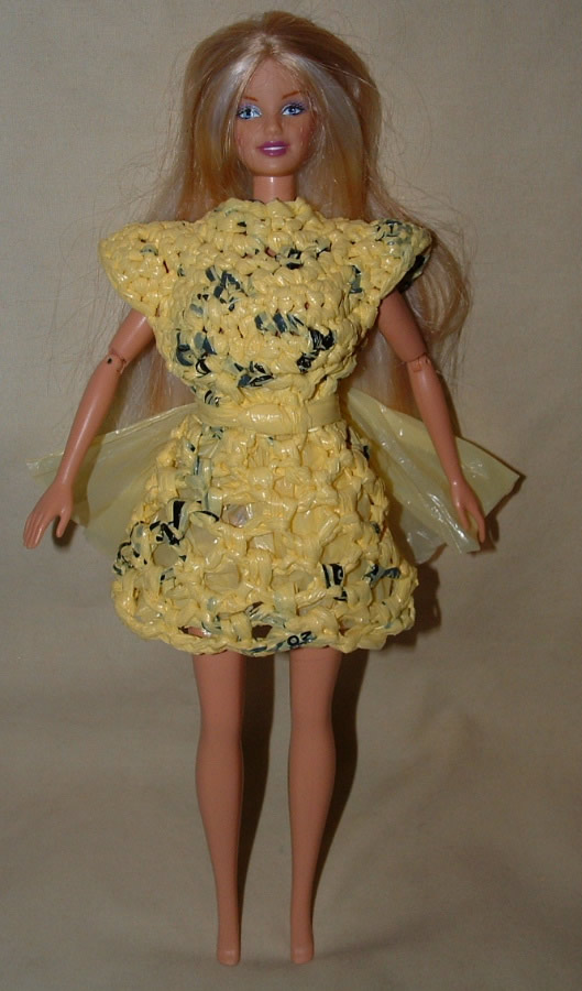 yellow-barbie-dress