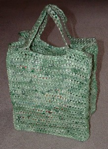 The Green Shopping Bag