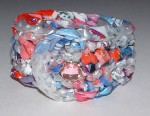 Recycled Plastic Pink Bracelet