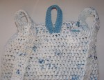 Plarn Backpack Backside