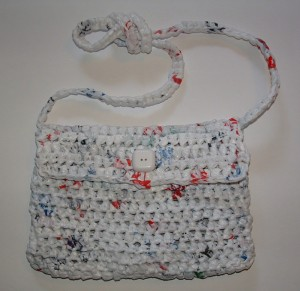 Lined Plarn Purse