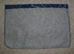 Purse Lining Stitched