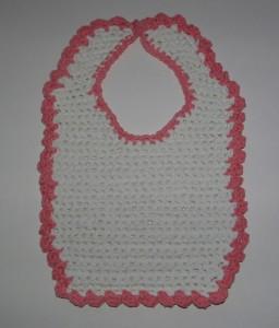 T-Yarn Baby Bib