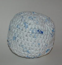 Round Plarn Toy Ball