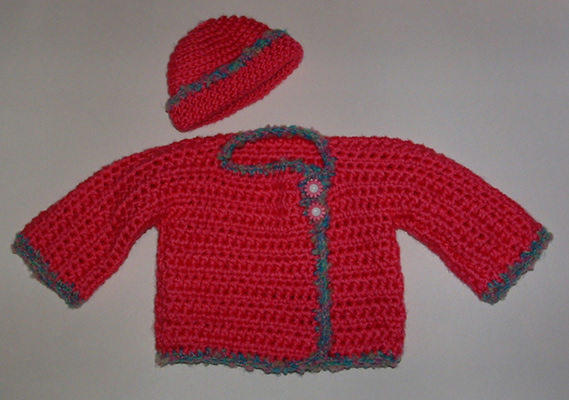 How to Crochet Sweaters for Babies | eHow.com