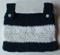 T-Shirt Yarn Wheelchair Walker Tote Bag
