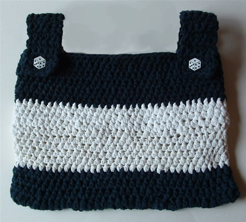 Knitting Pattern Central Bags : WALKER TOTE KNITTING PATTERN FREE - VERY SIMPLE FREE ...