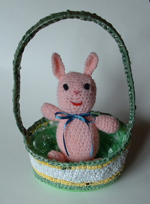 Easter Plarn Projects