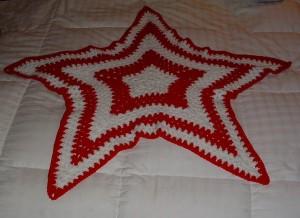 Crochet Starghan WIP – Mikeyssmail Tutorial