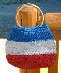 All American Plarn Bag