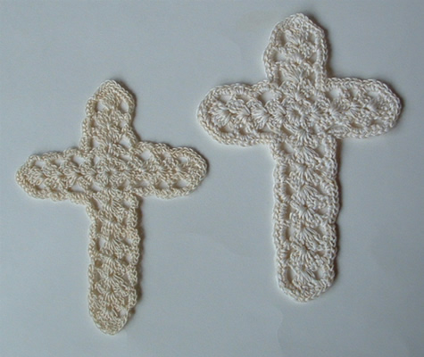 EASTER BOOKMARK Crochet Pattern - Free Crochet Pattern Courtesy