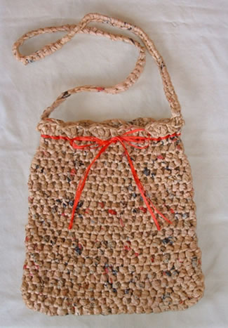 RibbonSlingBag