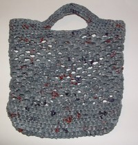 Grey Market Tote Bag