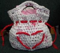 Valentine Plarn Bag