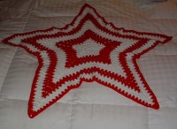 Red and White Starghan